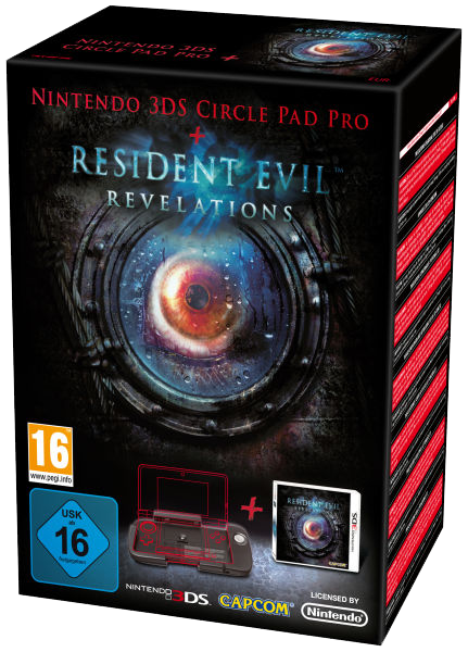 RE: Revelations + Circle Pad Pro