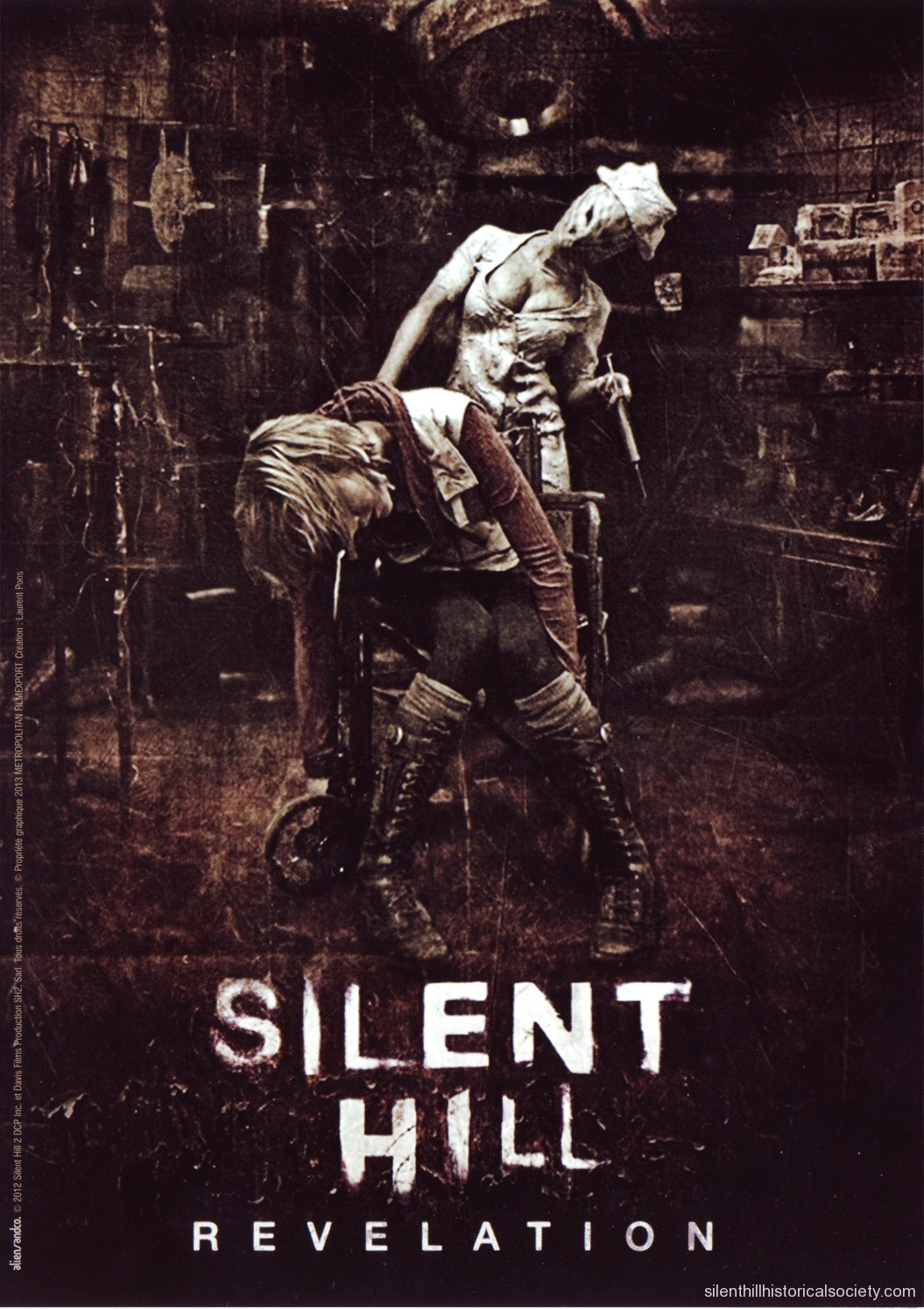 Silent Hill film  Wikipedia