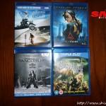 Más BluRay: Compras Cine Agosto y Septiembre 2011