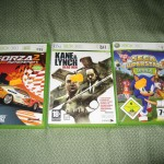 Kane&Lynch, Sega Superstars Tennis y Forza Motorsport 2
