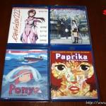 Anime en Bluray: Compras Cine Junio 2011
